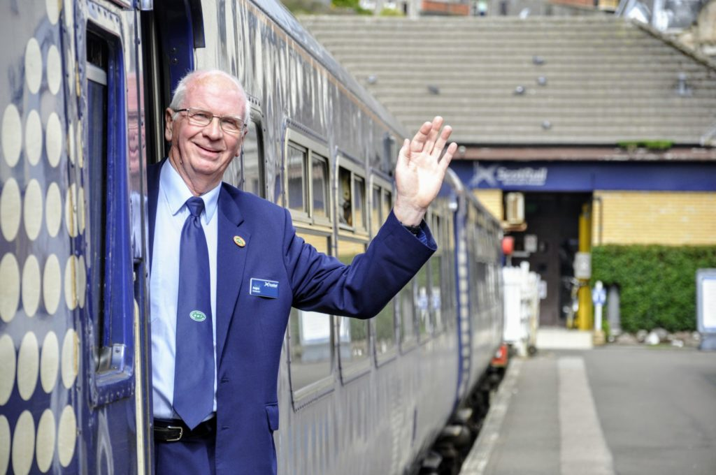 End of the line for Oban's Angus