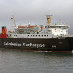 MV Lord of the Isles has been removed from the Skye to Lochaber route.