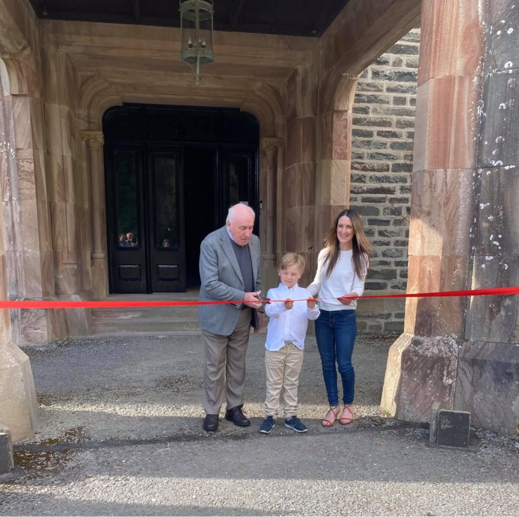 Duncraig Castle ready for new era