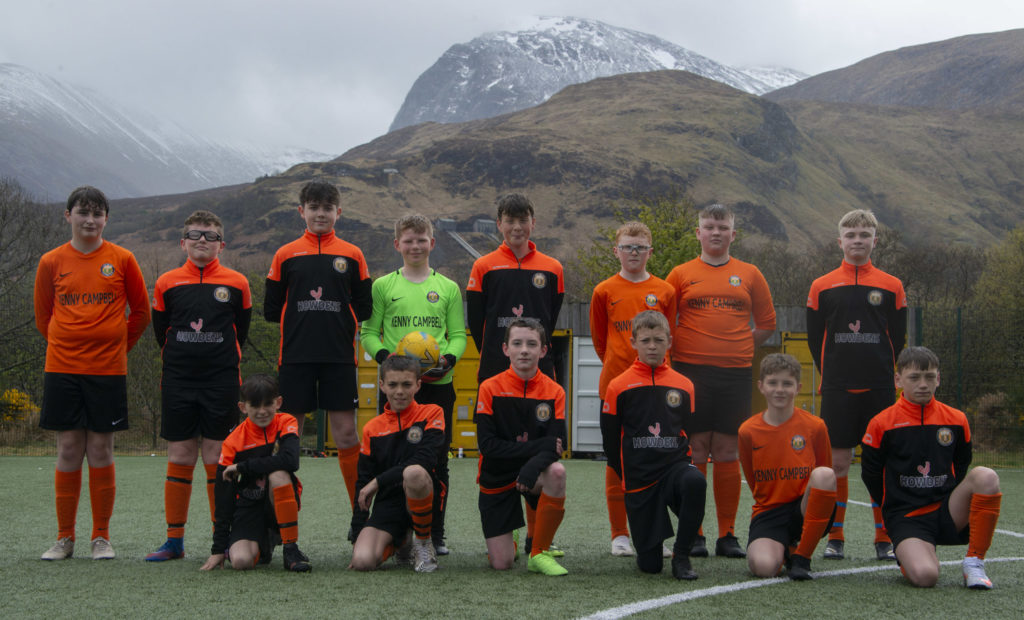 Winning start for young Fort Football Club players