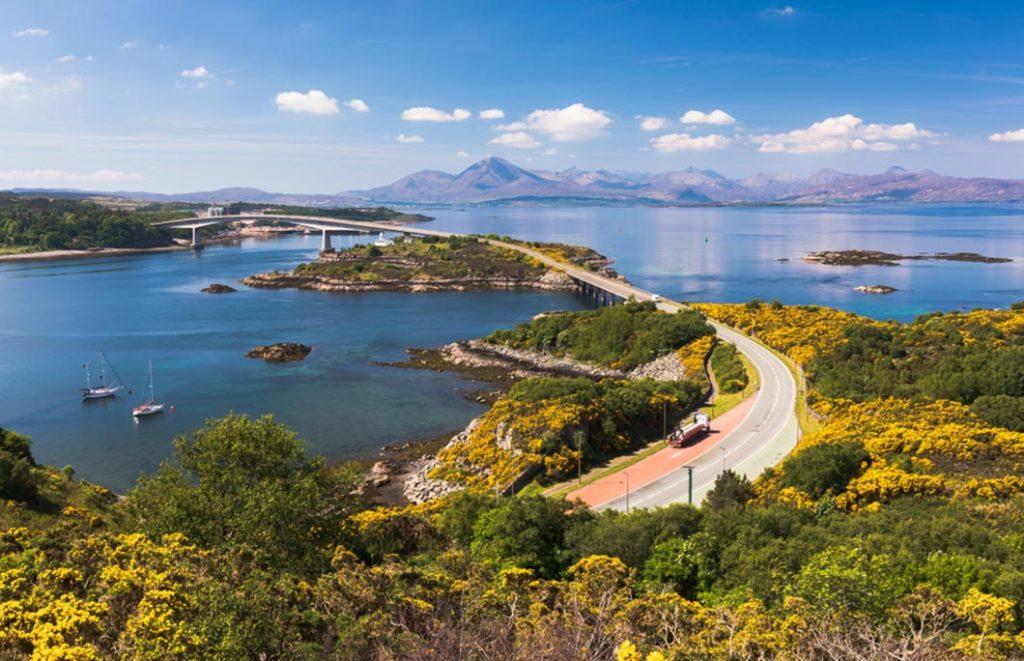 Scenic Skye named in photographers' top 10