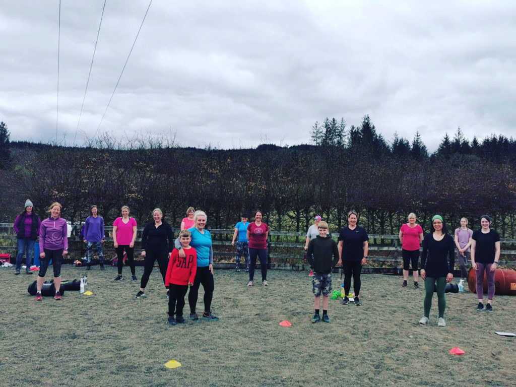 Boot camp proves a hit