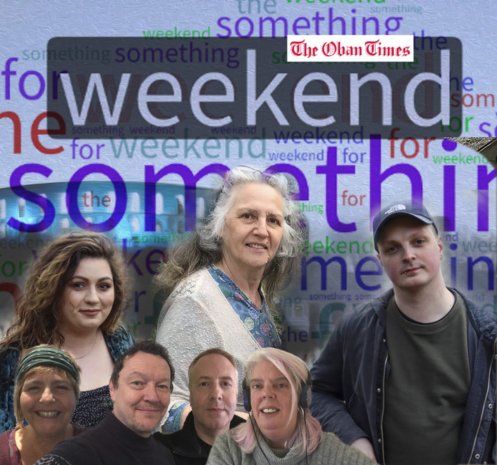 Something For the Weekend Podcast 7th May 2021