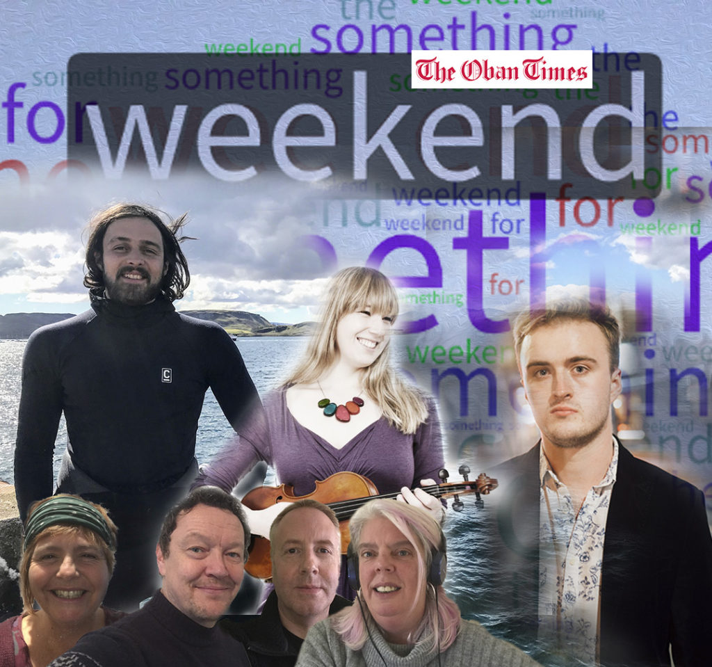 A Something For the Weekend Podcast 14th May 2021