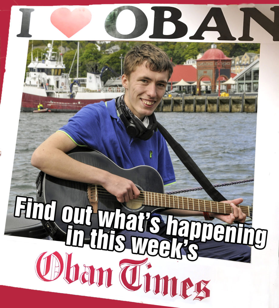 What's in This Week's Oban Times 26th May 2021
