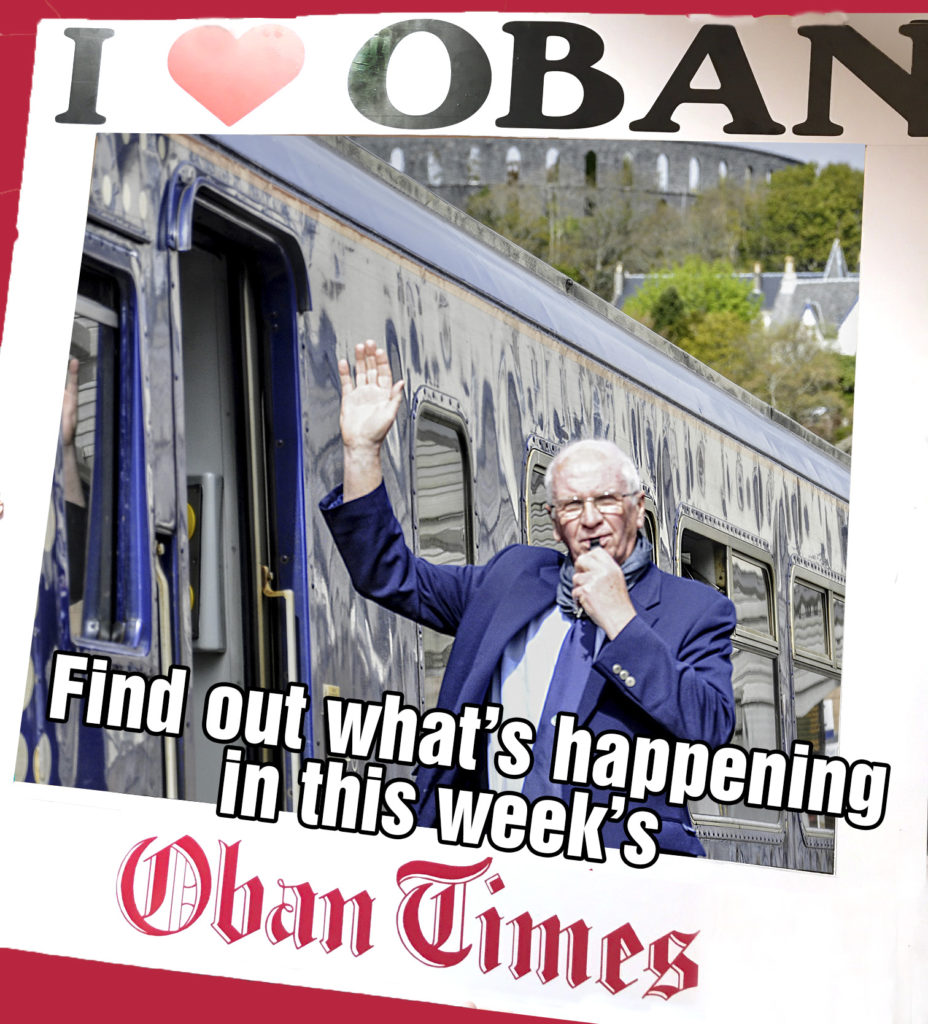 What's in This Week's Oban Times 5th May 2021
