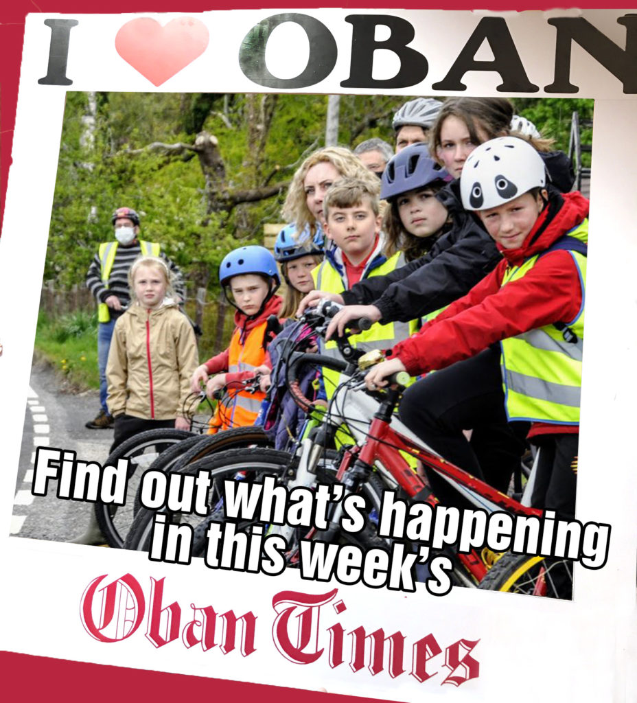 What's in This Week's Oban Times 19th May 2021
