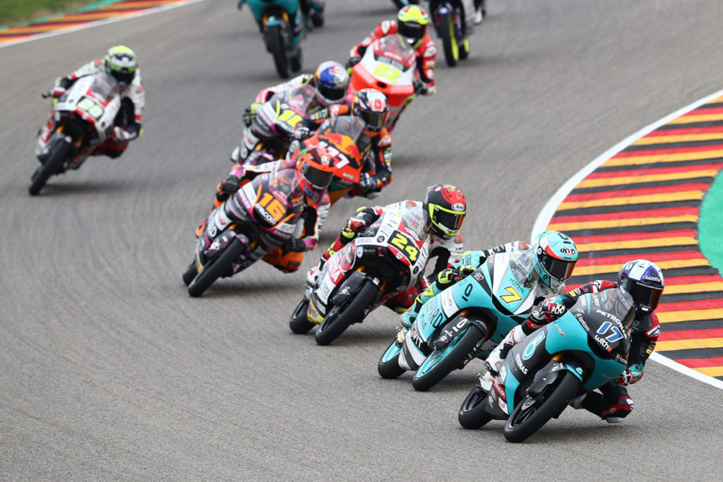 Eleventh place finish for John in Germany