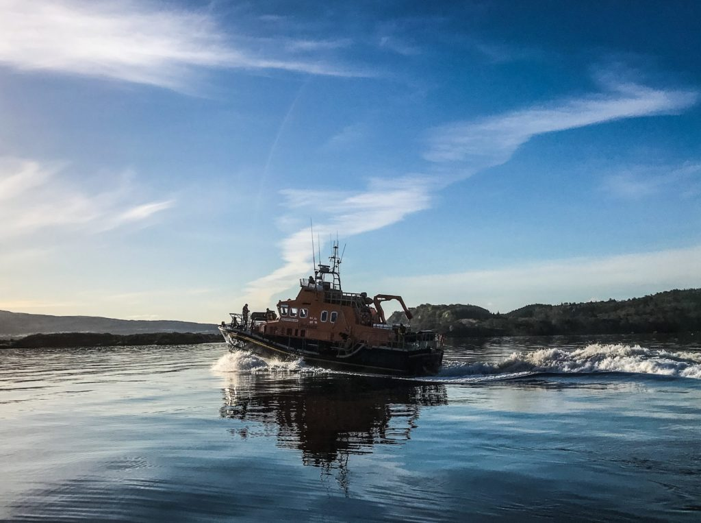 It is never too early to call us, says RNLI