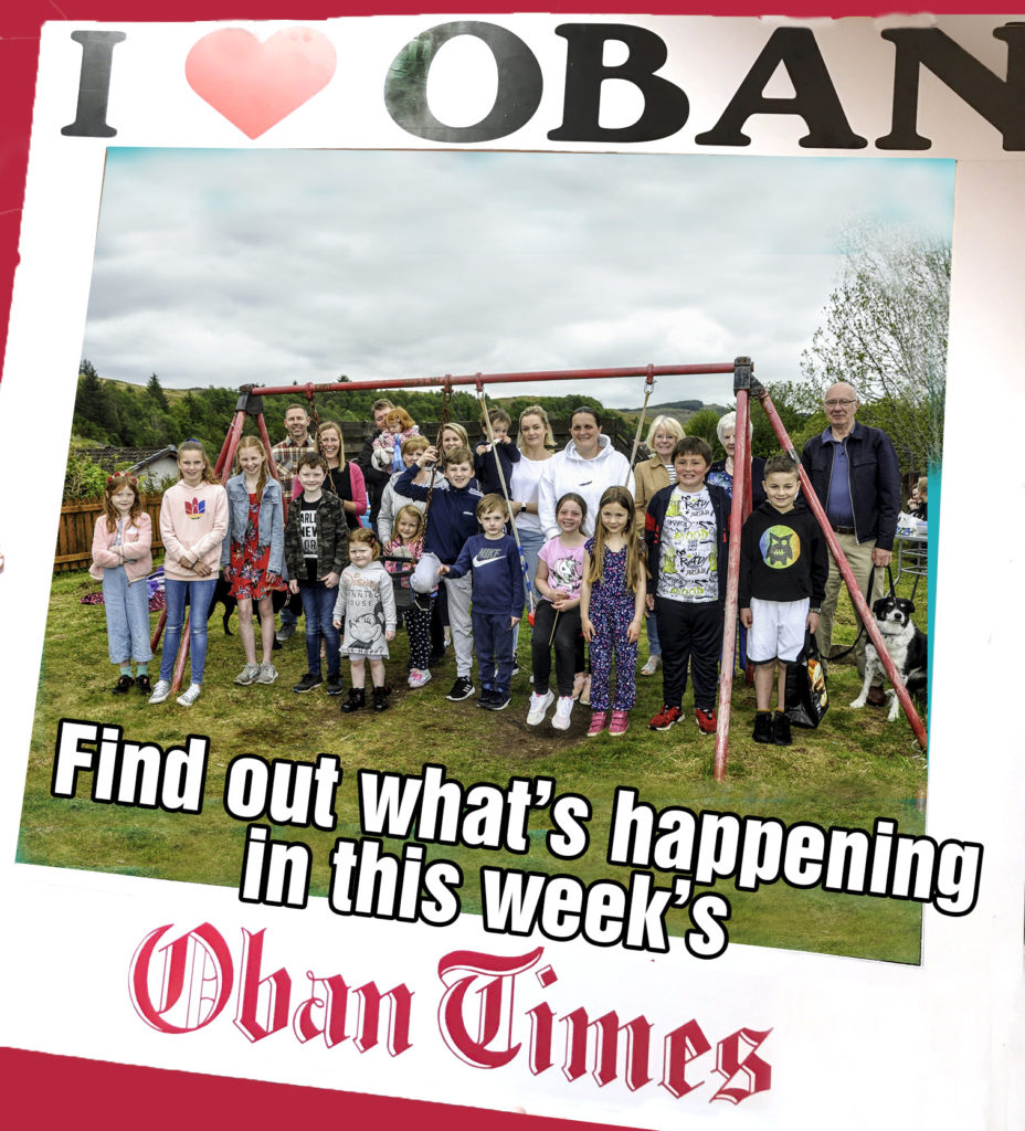 What's in This Week's Oban Times 2nd June 2021