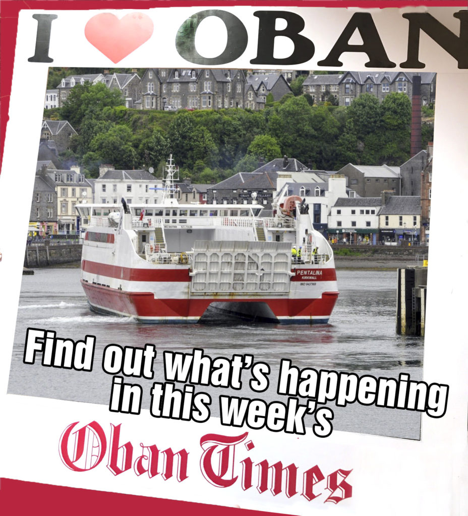 What's in This Week's Oban Times 16th June 2021