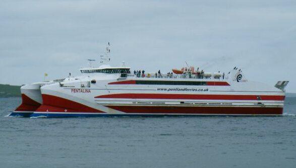 MV Pentalina.
