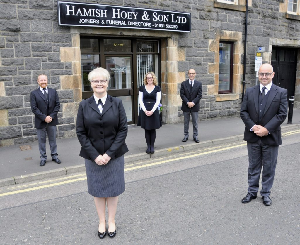 40 years on, Oban business is a true family firm