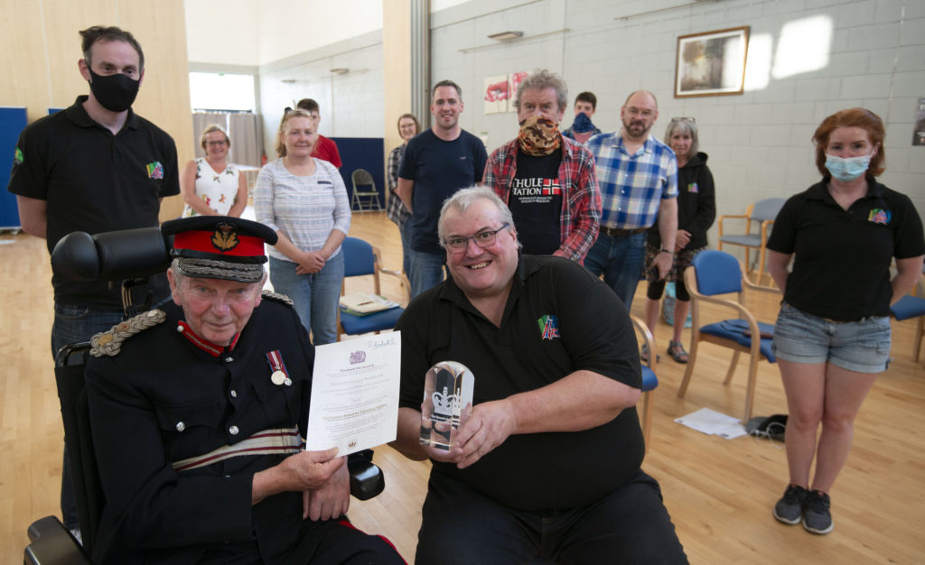 Tributes paid as Lochiel steps down after nearly two decades as Lord-Lieutenant