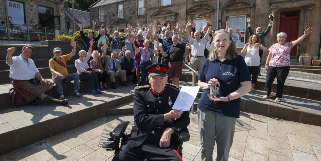 End of an era as Lochiel to retire as Lord Lieutenant of Inverness