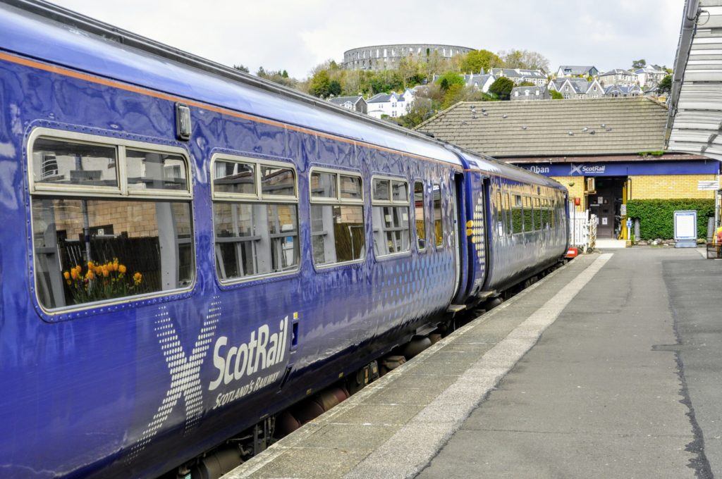 Oban Sunday rail services hit by strikes until September
