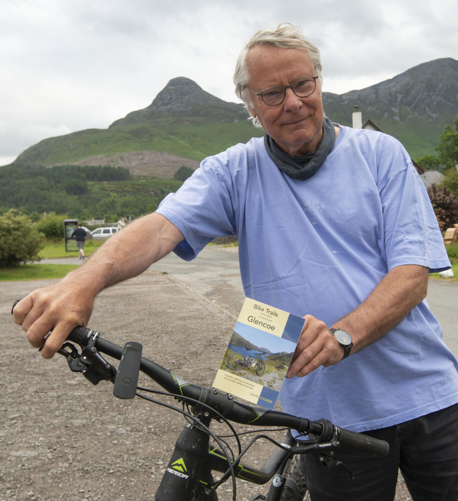 New book sparks interest in Lochaber bike trails