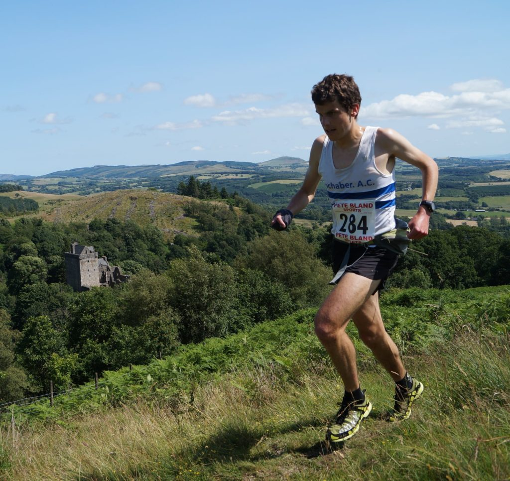 It's all uphill for Lochaber AC runners