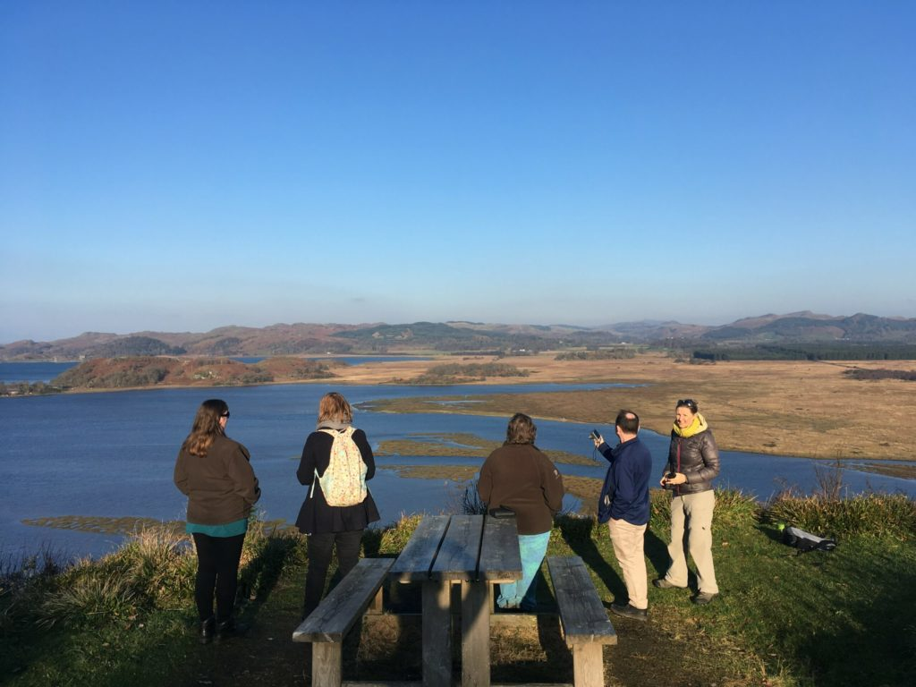 Kilmartin opens treasure hunt trail