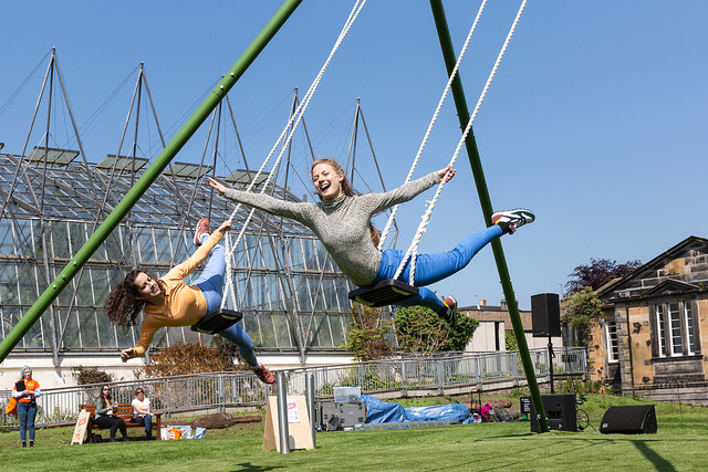 All or Nothing bring the joy of giant swings to Oban and Fort William