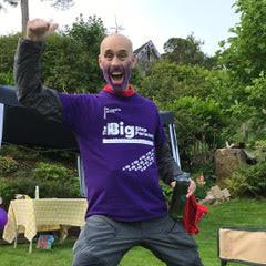 Team Oban takes Big Step Forward for Pancreatic Cancer UK