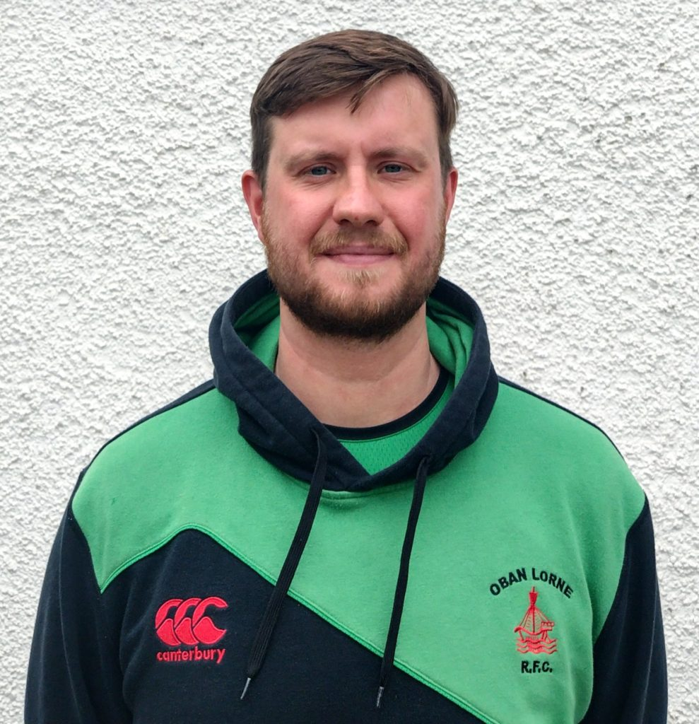 Oban's Jonathan Sayer a force for rugby