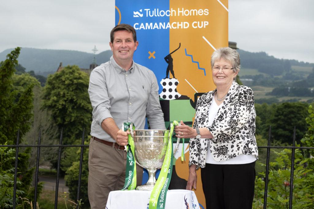 Tulloch Homes Camanachd Cup quarter final draw