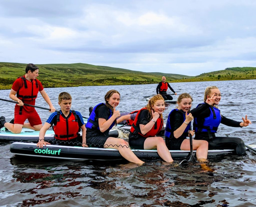 Youthwork on the waves recommences for Scotland's sailing charity