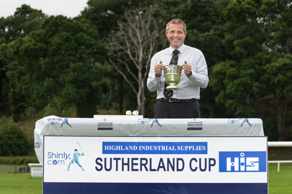 2021 Highland Industrial Supplies Sutherland Cup quarter final draw