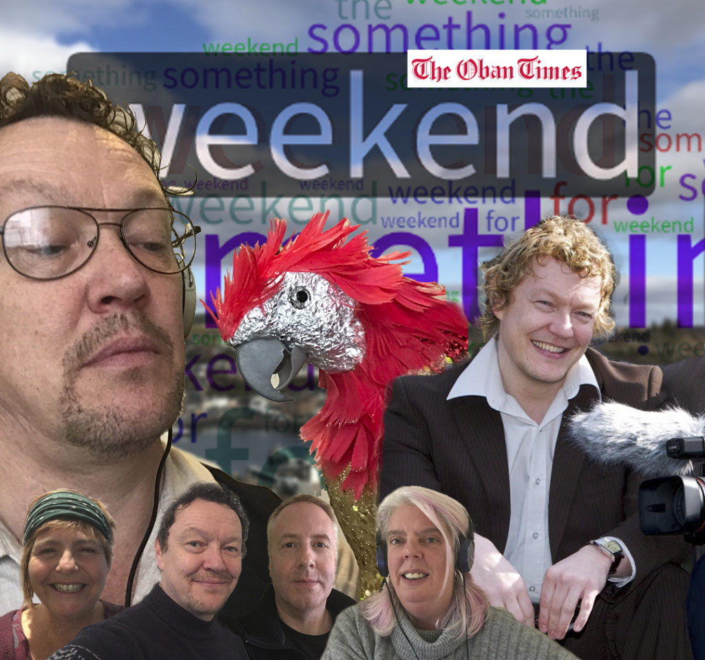 A Something For the Weekend Podcast 23rd July 2021