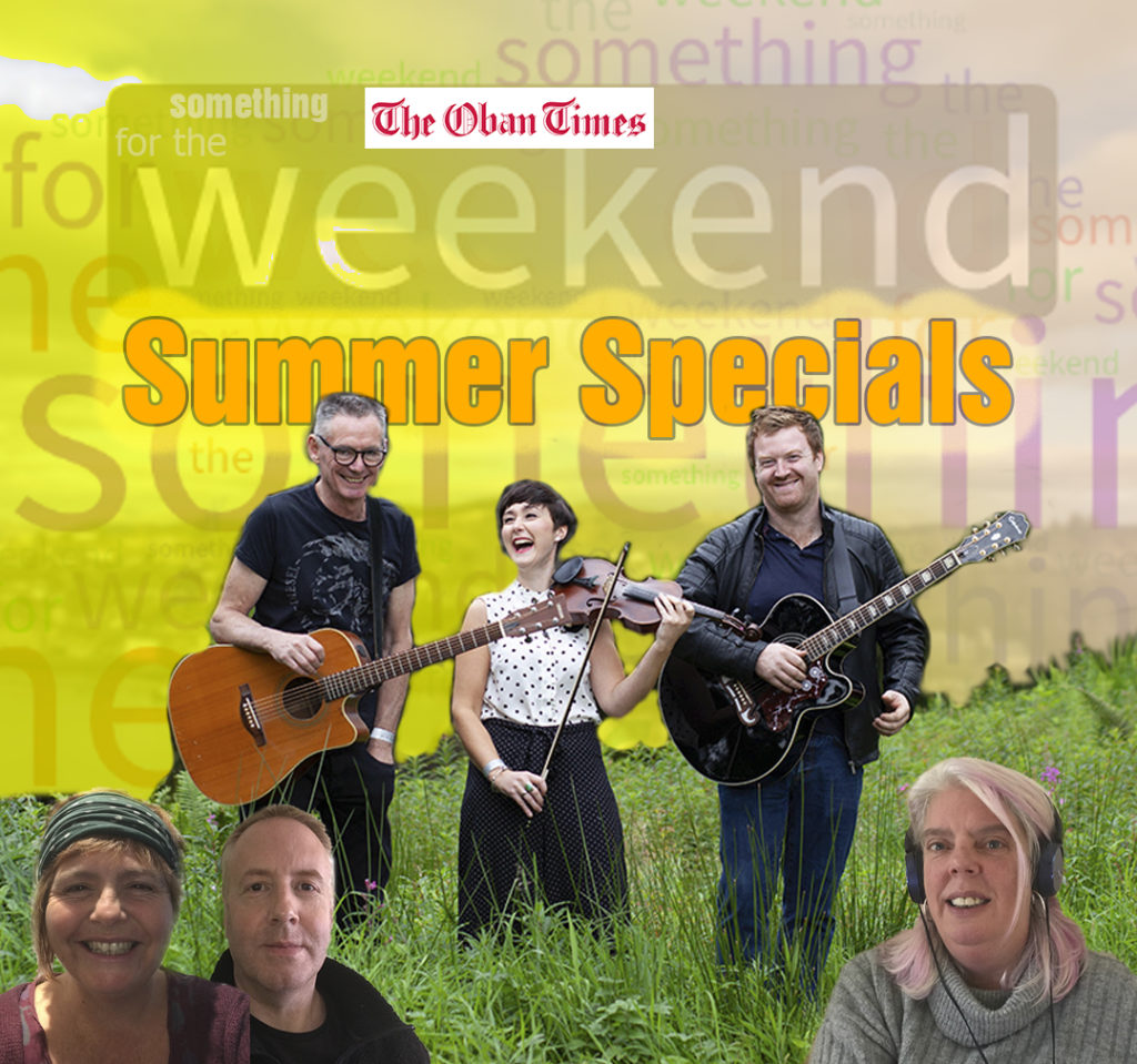 A Something For the Weekend Podcast 30th July 2021