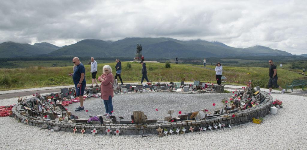 COMMANDO MEMORIAL GARDEN Photograph: Iain Ferguson, alba.photos NO-F32-Commando-Memorial-Garden-scaled.jpg