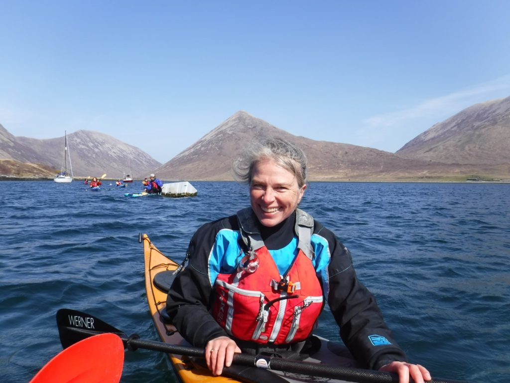 Skye lecturer Lara goes above and beyond for coveted award