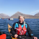 Skye-based college lecturer, Lara Hinde, pictured, was the winner of the 'Above and Beyond' category. NO F35 Lara Hinde