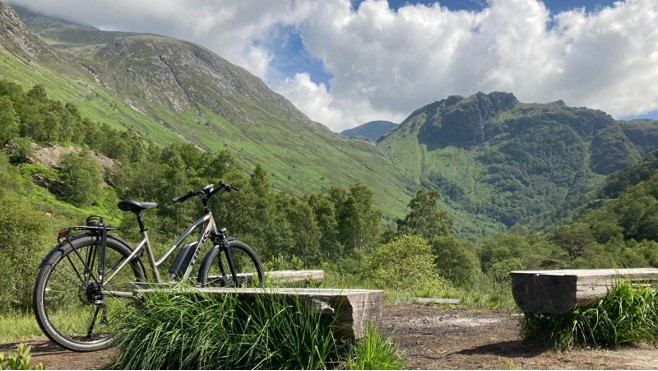 Eco bikes are the way forward says Lochaber group