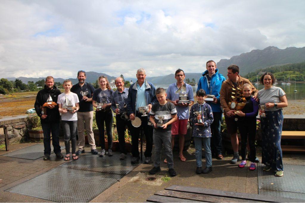 Plockton Sailing Club Regatta Part II