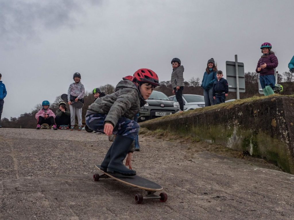 Skatepark survey results coming soon