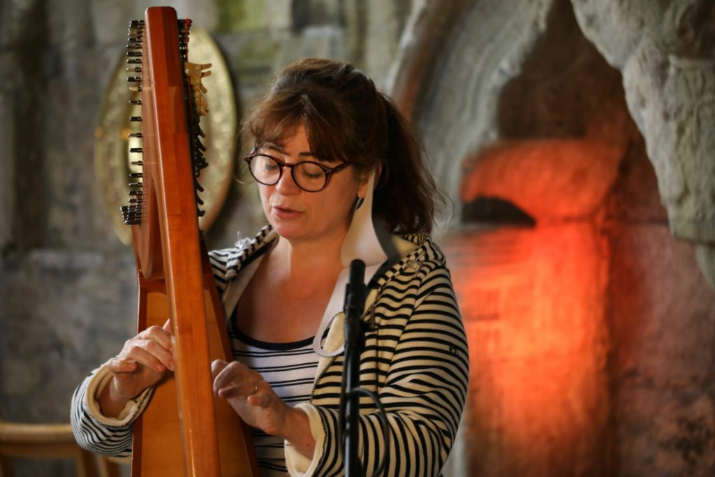 Musician embarks on epic pilgrimage for St Columba's 1,500th anniversary