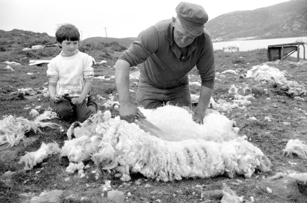 Vatersay in pictures at The Rockfield Centre