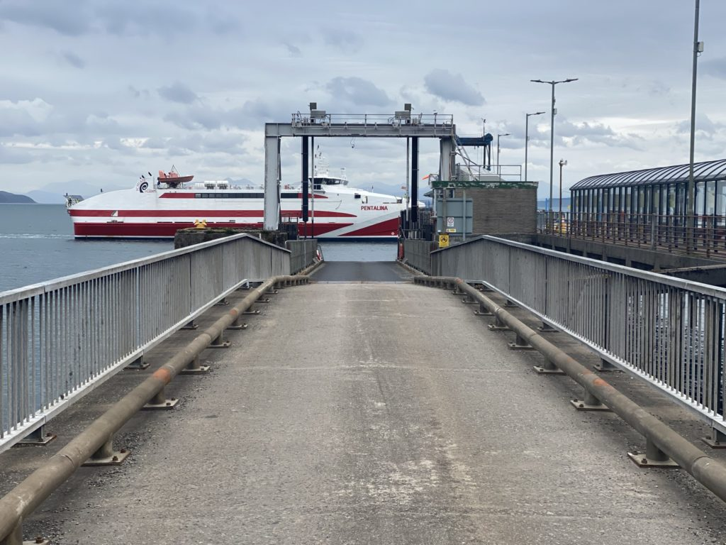 Scottish Government rules out purchase of new vessel for Mull