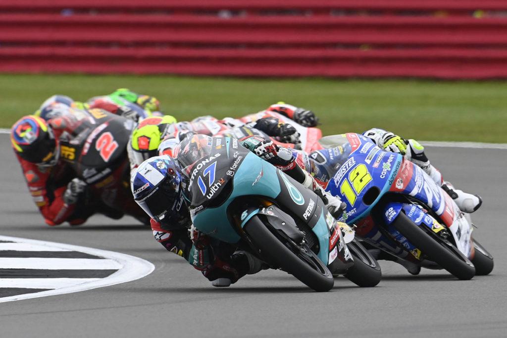 John in points finish at British Grand Prix