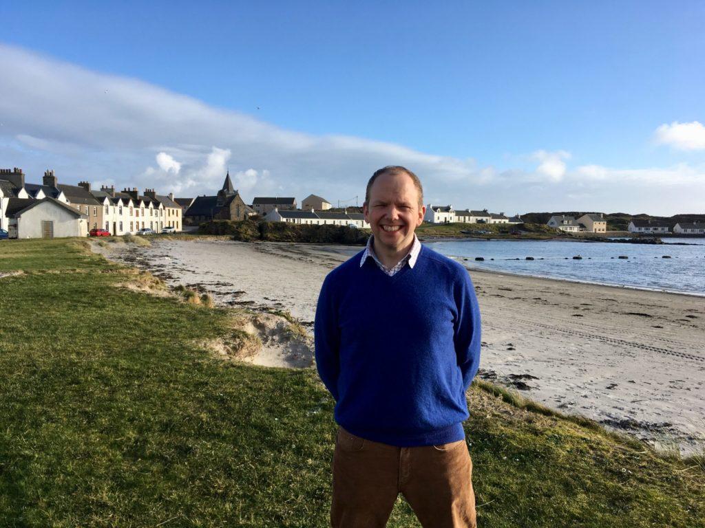 Wheels keep turning for Islay pupils