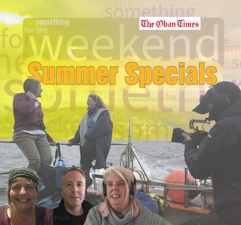 A Something For the Weekend Podcast 20th August 2021