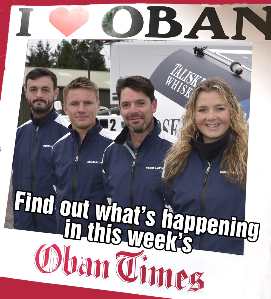 What's In This Week's Oban Times 25th August 2021