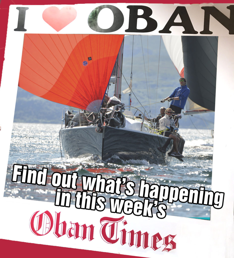 What's in This Week's Oban Times 4th August 2021