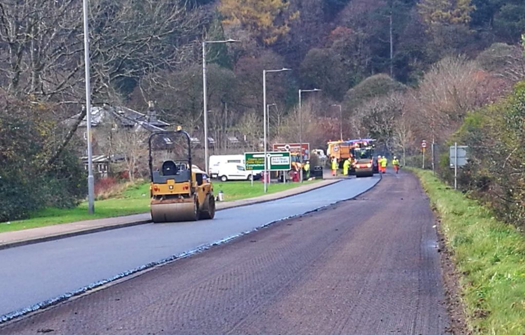New cash pot earmarked for pathway repairs, but road repairs hit by Brexit effect