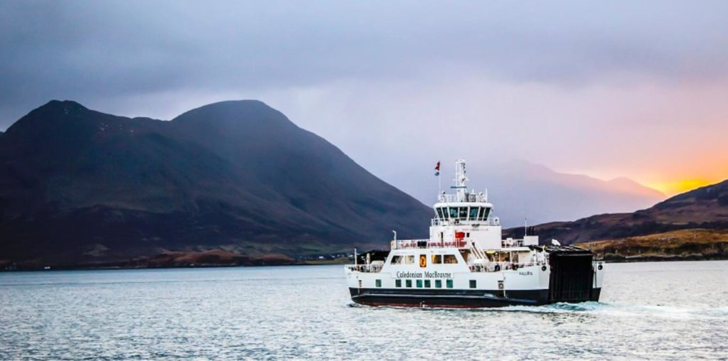 MSP Forbes secures fresh ferry assurances for Raasay islanders