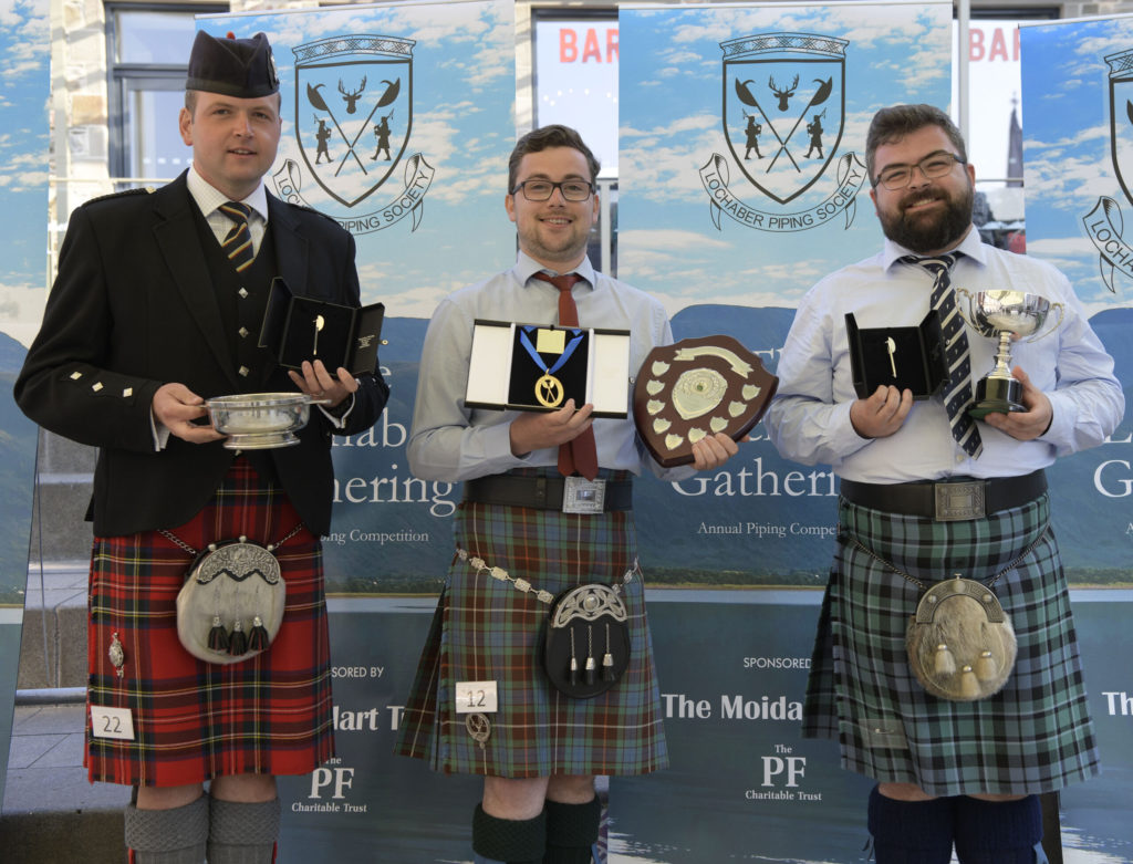 Pipers head for sunny Fort for first Lochaber Gathering since lockdown