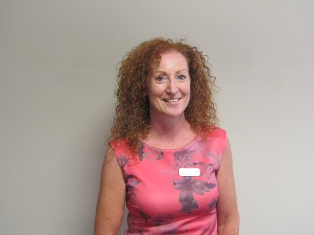Margaret Moynihan, pictured, who has already been acting interim CEO in recent months. NO F37 Margaret Moynihan
