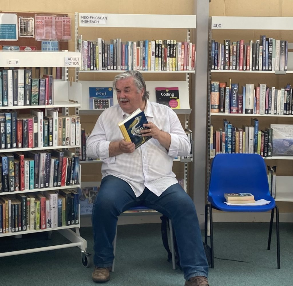 Three Lochs Book and Arts Festival: Review by Nic Goddard